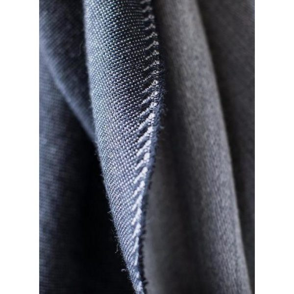 grey scarf woolen