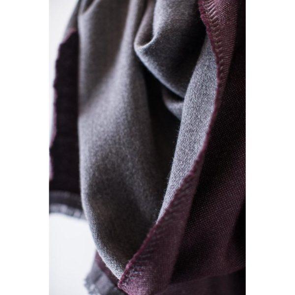 burgundy scarves