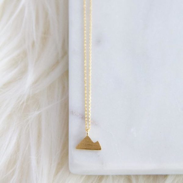 products mountain necklace is timeless