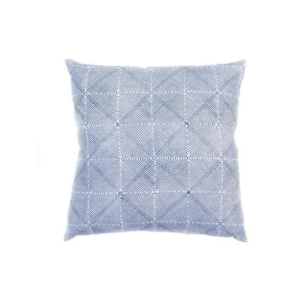 cushion cover indigo pillows