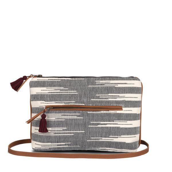 mercado global rosario shoulder bags