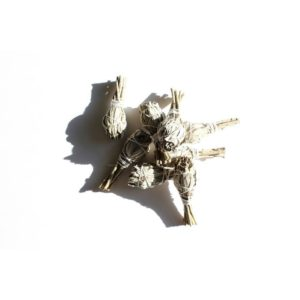 california white sage smudge smudge bundle
