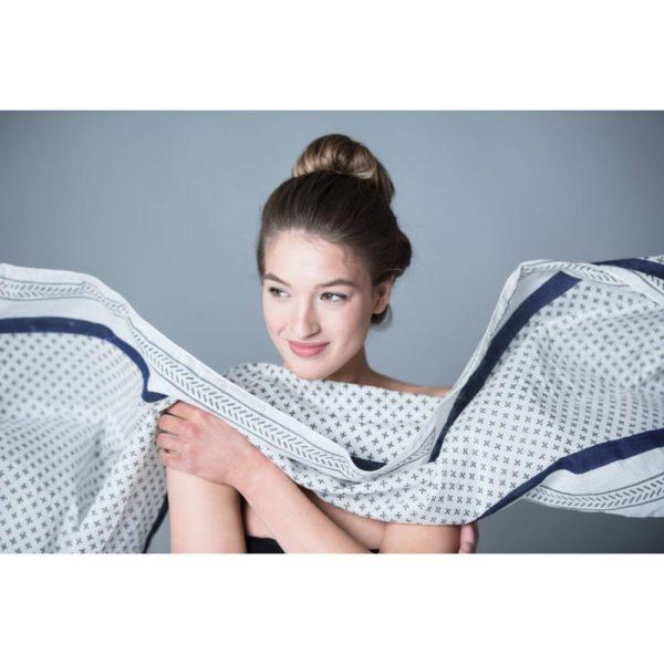 printing silk scarves