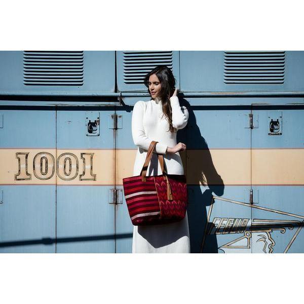 organic handbag