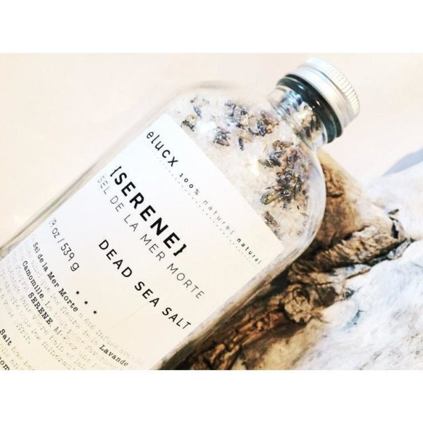 dry skin bath salts