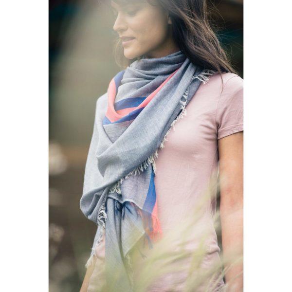 summer cotton scarves
