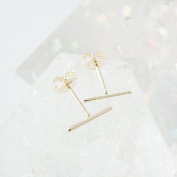 honeycat minimalist delicate jewelry