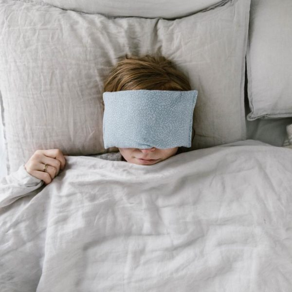 ender flaxseed eye pillow