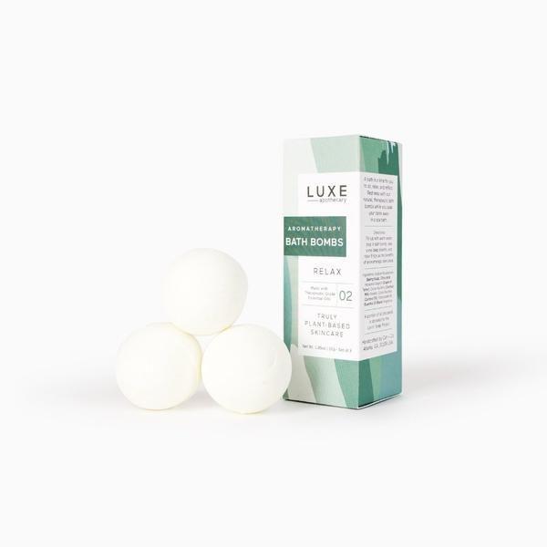 relaxing aromatherapy bath salt