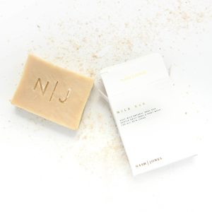 Goats Milk Cleansing Bar