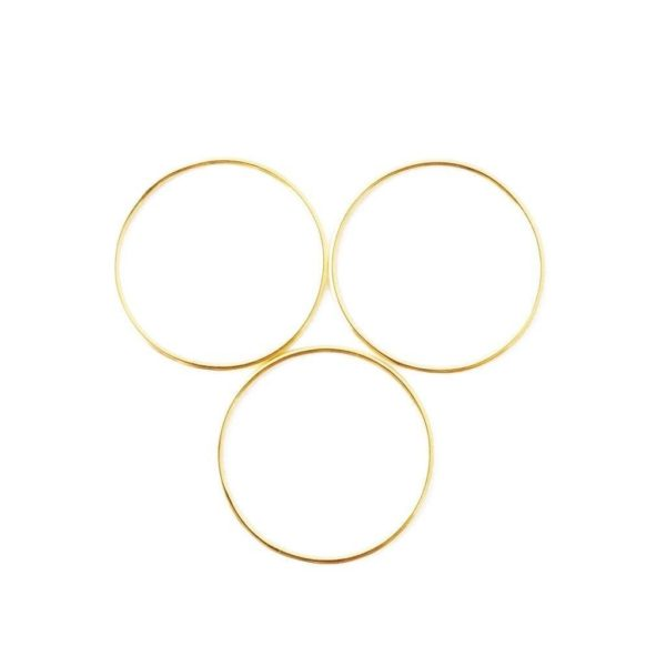 Super Skinny Stacking Ring Trio