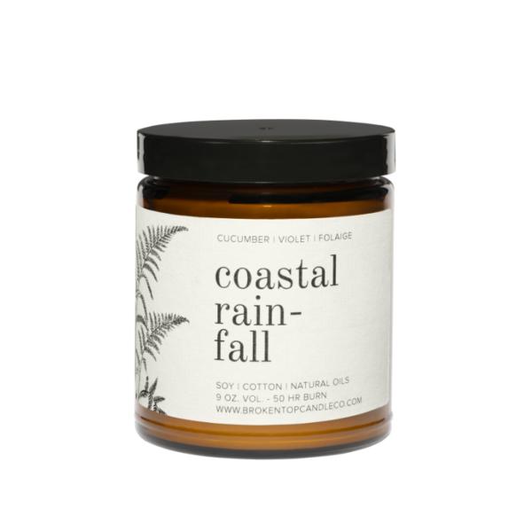 Coastal Rainfall Candle