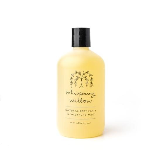 All Natural Body Wash