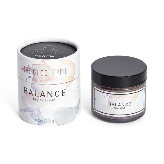Balance Facial Scrub By The Good Hippie