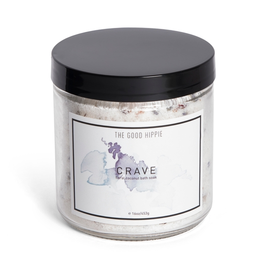 Crave Floral Bath Soak