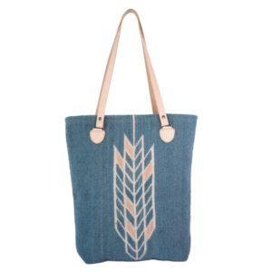 Milpa Bucket Tote by MZ Fairtrade