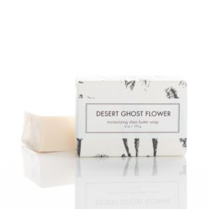 DESERT GHOST FLOWER BATH BAR by Formulary 55