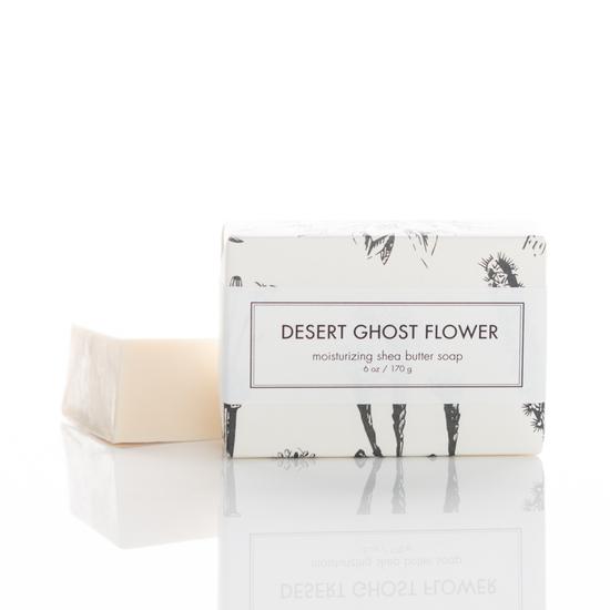 DESERT GHOST FLOWER BATH BAR by Formulary 55