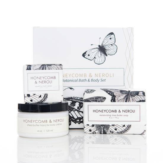 Honeycomb & Neroli Gift Set by Formulary 55